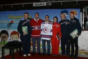 Исторически срещи с Монреал Канада  и невероятна победа за България