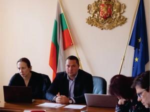 Приемане на бюджета на Българската федерация по кънки.