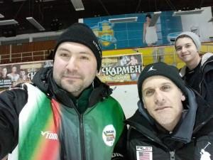 """Йордан Йовчев се качи на кънки на пързалка Славия за спектакъла """"Кармен на лед"""""""