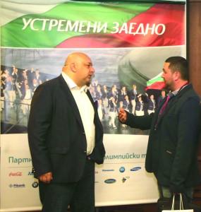 Мартин Миланов бе избран за член на  Обществения съвет към Министерството на младежта и спорта