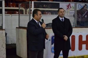 Откриване на Световното първенство за младежи в София.